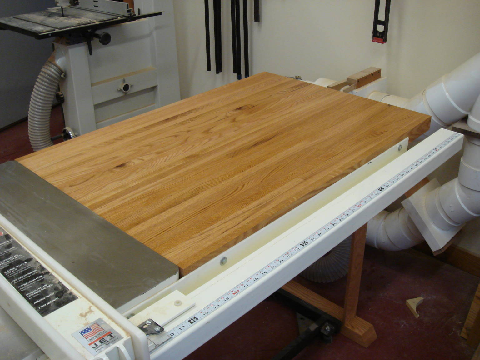Soapbox Rants And Raves New Table Saw Extension